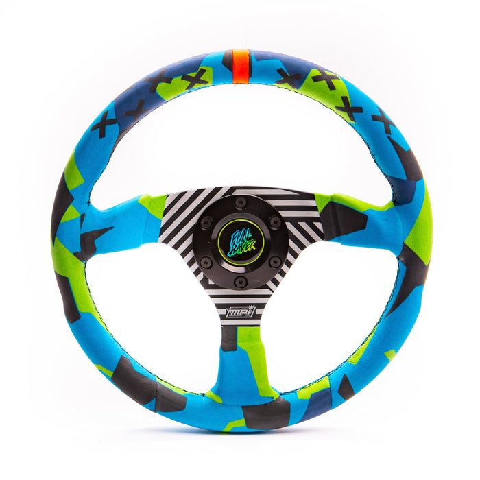 Vaughn Gittin Jr. x MPI Steering Wheel