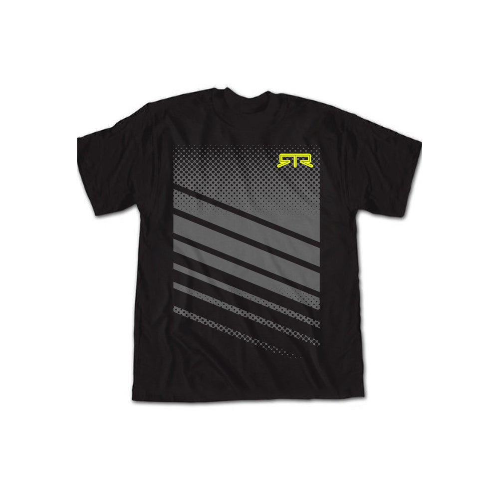 RTR Black Block Matrix Tee Shirt