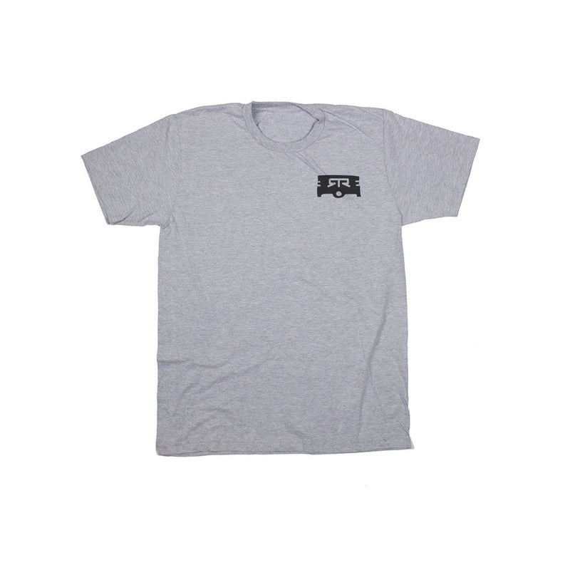RTR Grey Piston Tee Shirt