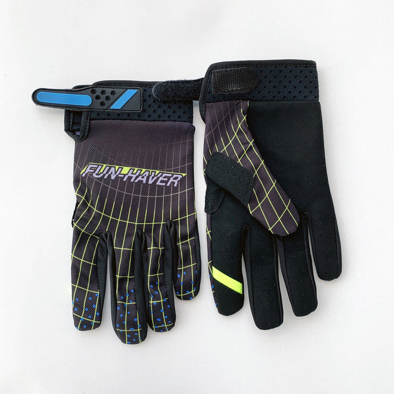 Fun-Haver Black Gloves