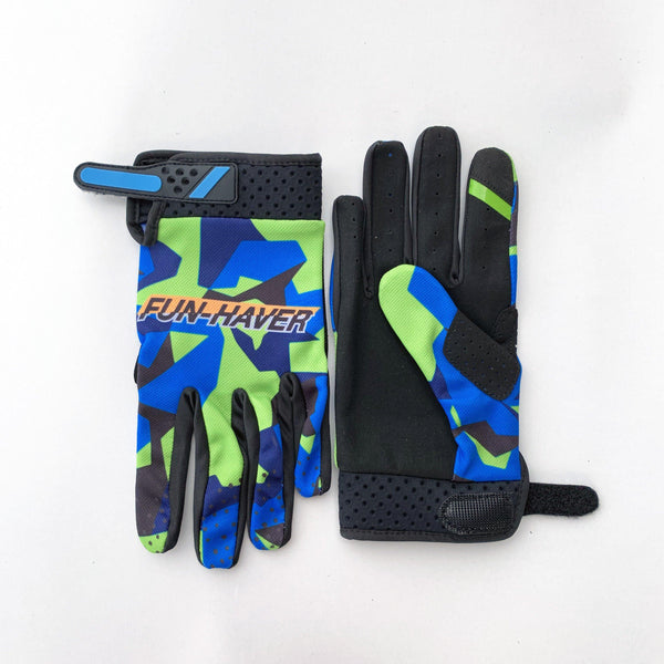 Fun-Haver Camo Gloves