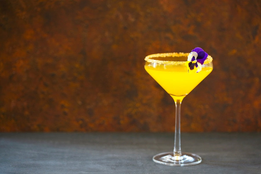 Agua De Valencia Orange Citrus Cocktail