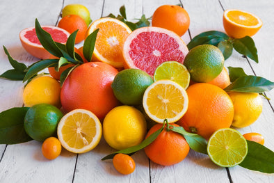 Benefits of Citrus Fruits