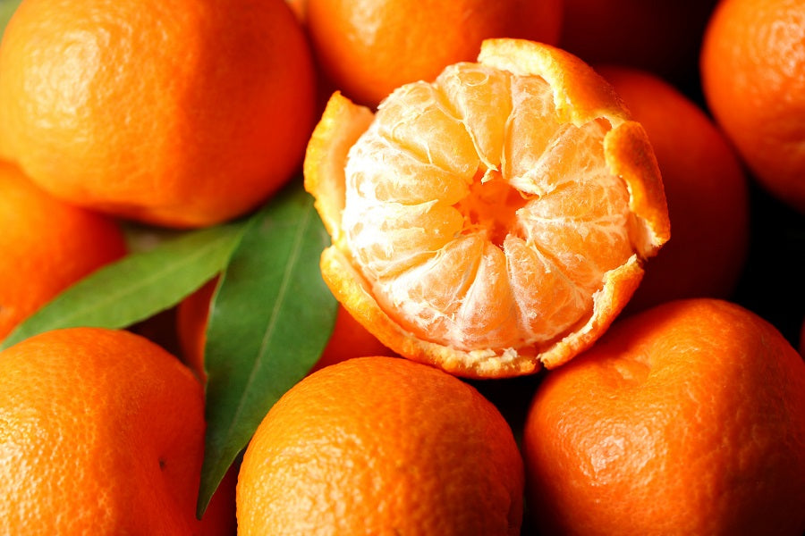 Health Benefits of Eating Mandarins