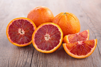 The Top Benefits of Blood Oranges