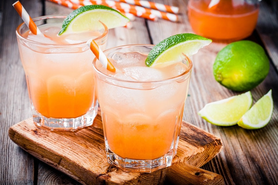 Citrus Cocktail Recipes For Winter