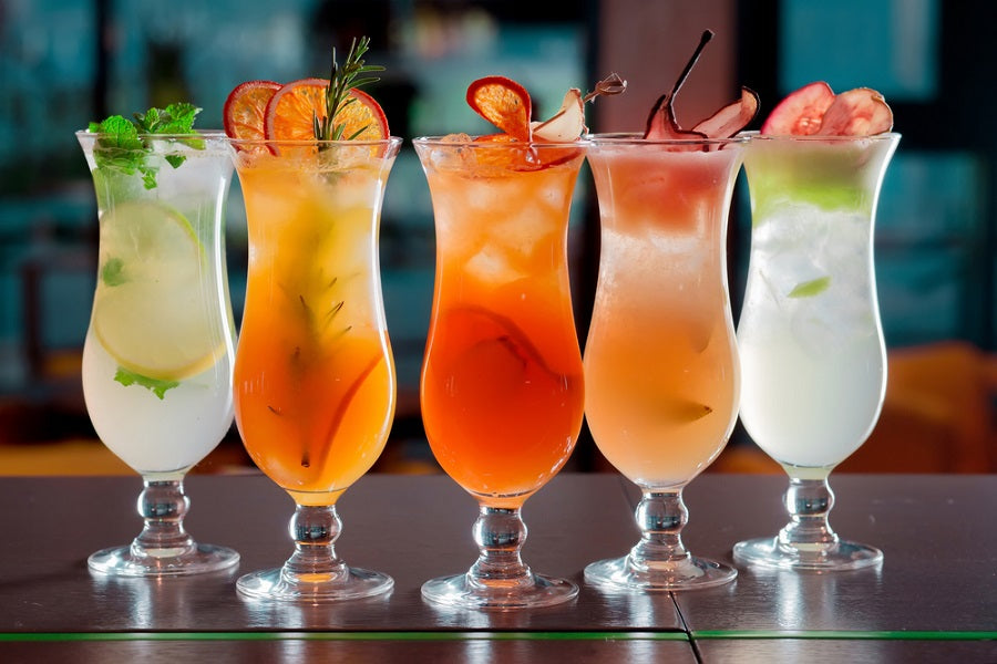 The Best Citrus Cocktails for the Summer