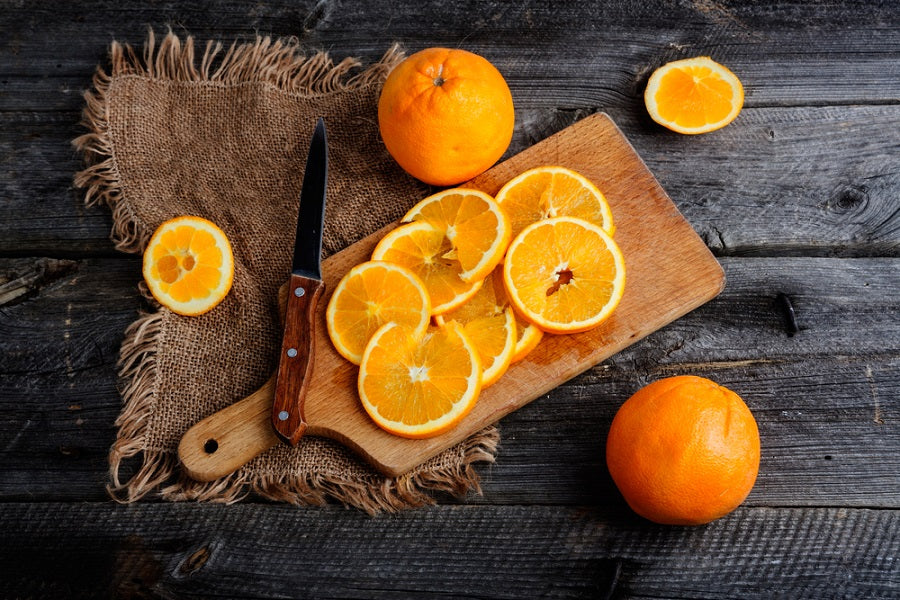 Cooking with Citrus Fruit