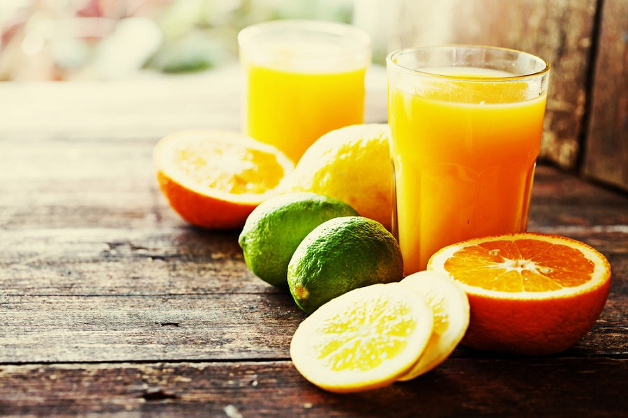 Citrus Drinks for Summer
