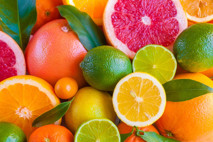 Fruit Maturity Measures in Persian Lime, Rio Red Grapefruit & Sweet Orange