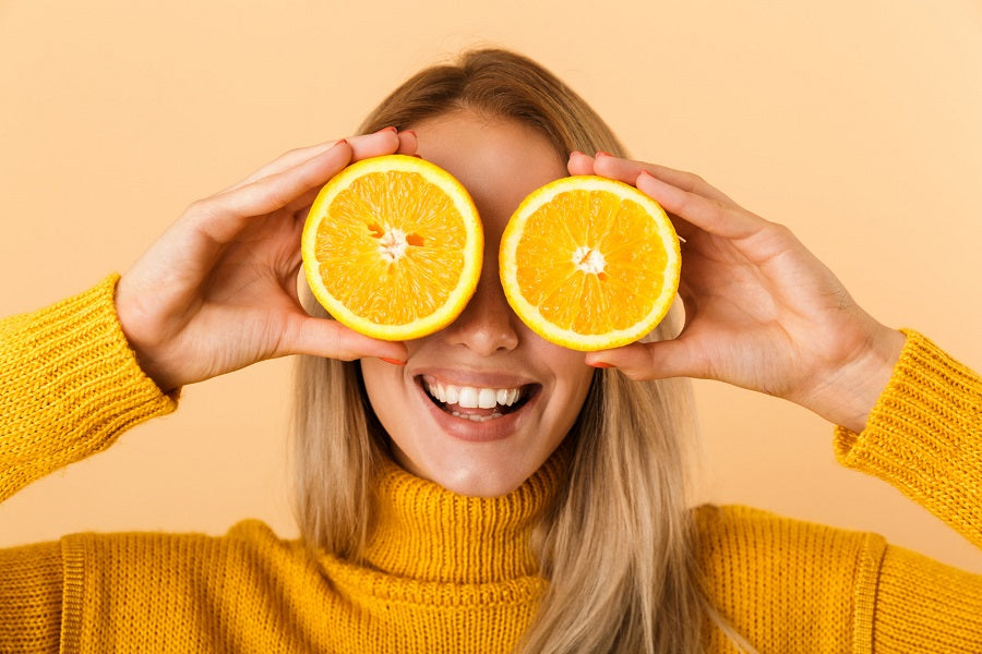 Fueled by Fruit: 5 Citrus Health Benefits