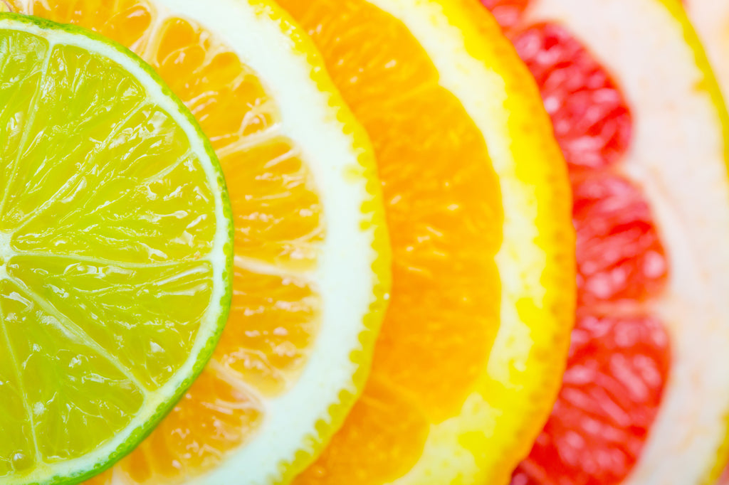 citrus fruit recipes