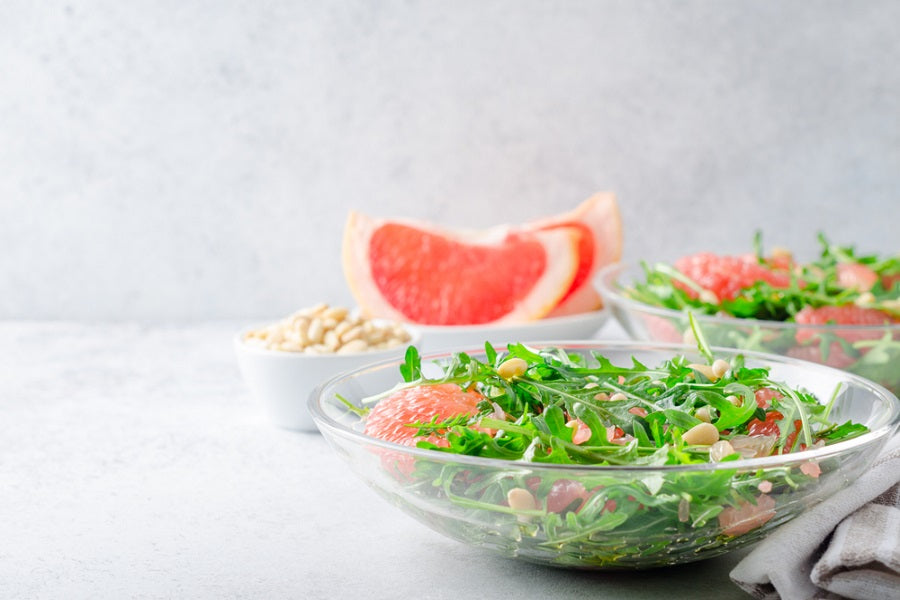 Rio Red Grapefruit Salad Recipes