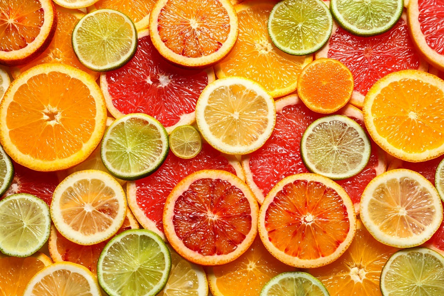 Hybrid Citrus Fruits