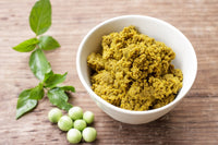 Vegan Green Curry Paste with Kaffir Lime Leaf Recipe