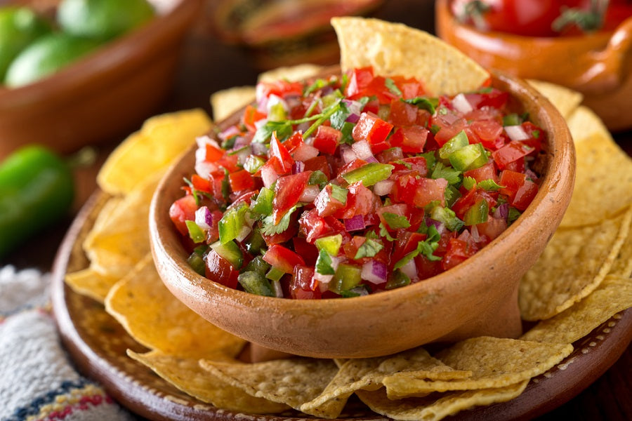 Delicious Lime Salsa Recipe