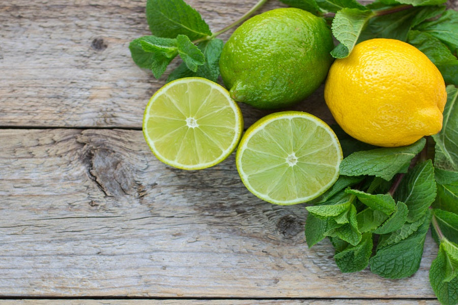 Limes and Lemons - Differences in Nutrition, Benefits, Uses