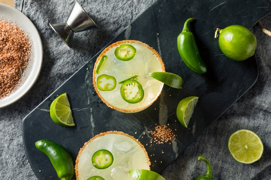 Limes & Jalapenos