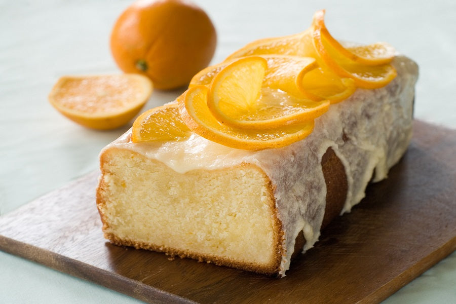 Delicious Valencia Orange Cake & Other Valencia Orange Recipes