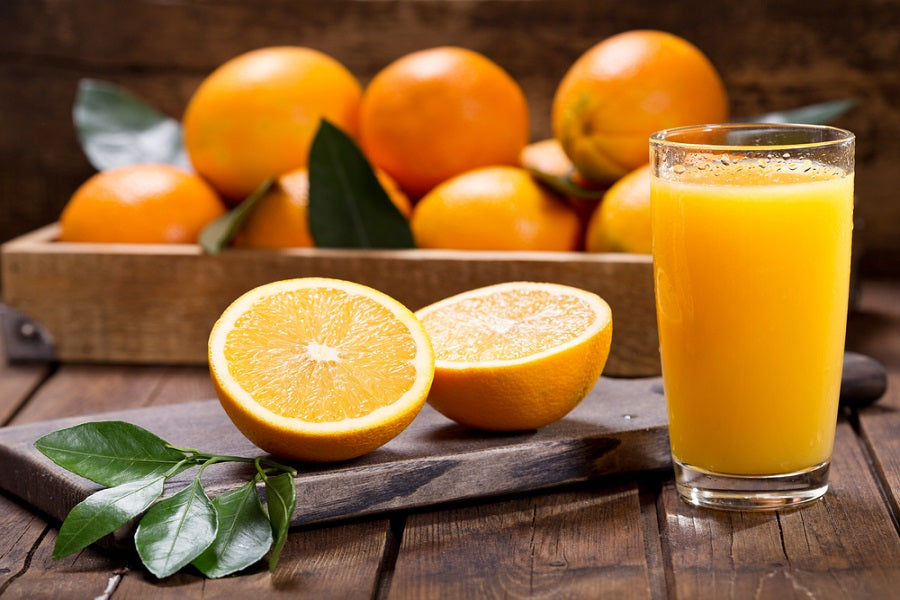 Valencia vs Navel Oranges for Orange Juice