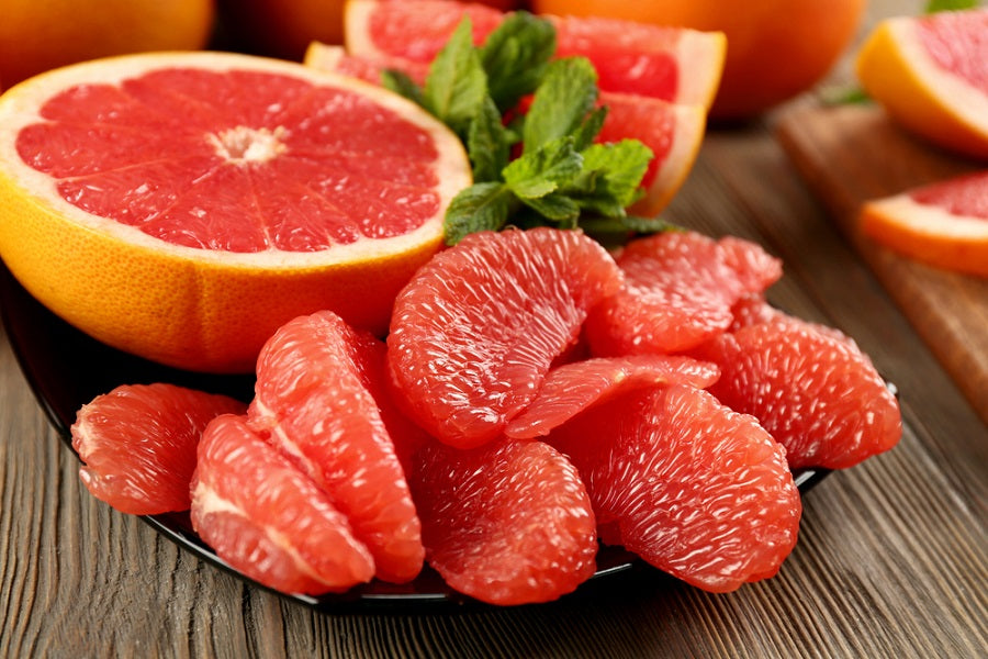 Red Grapefruit Recipes
