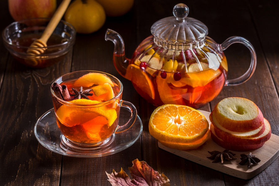 Valencia Orange Tea