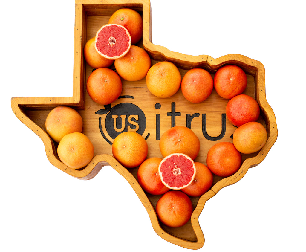 Texas Blush Grapefruit