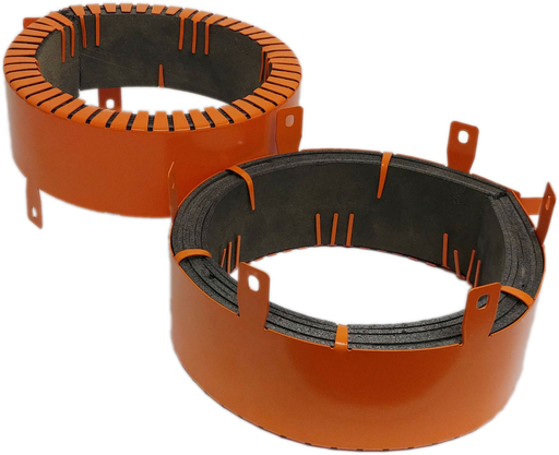 RF150 150mm Fire Collar to close off 150mm PVC pipes, HDPE pipes, Beer Lines, Lagged Air Conditioning Pipes and Cables