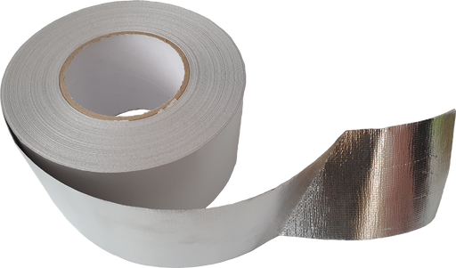 RFT72 - 72mm Wide x 50 Mtr Reinforced Foil Tape, for joining penowrap