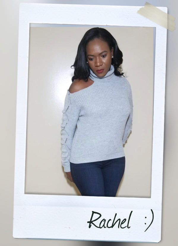 RACHEL SWEATER - Slayven Boutique