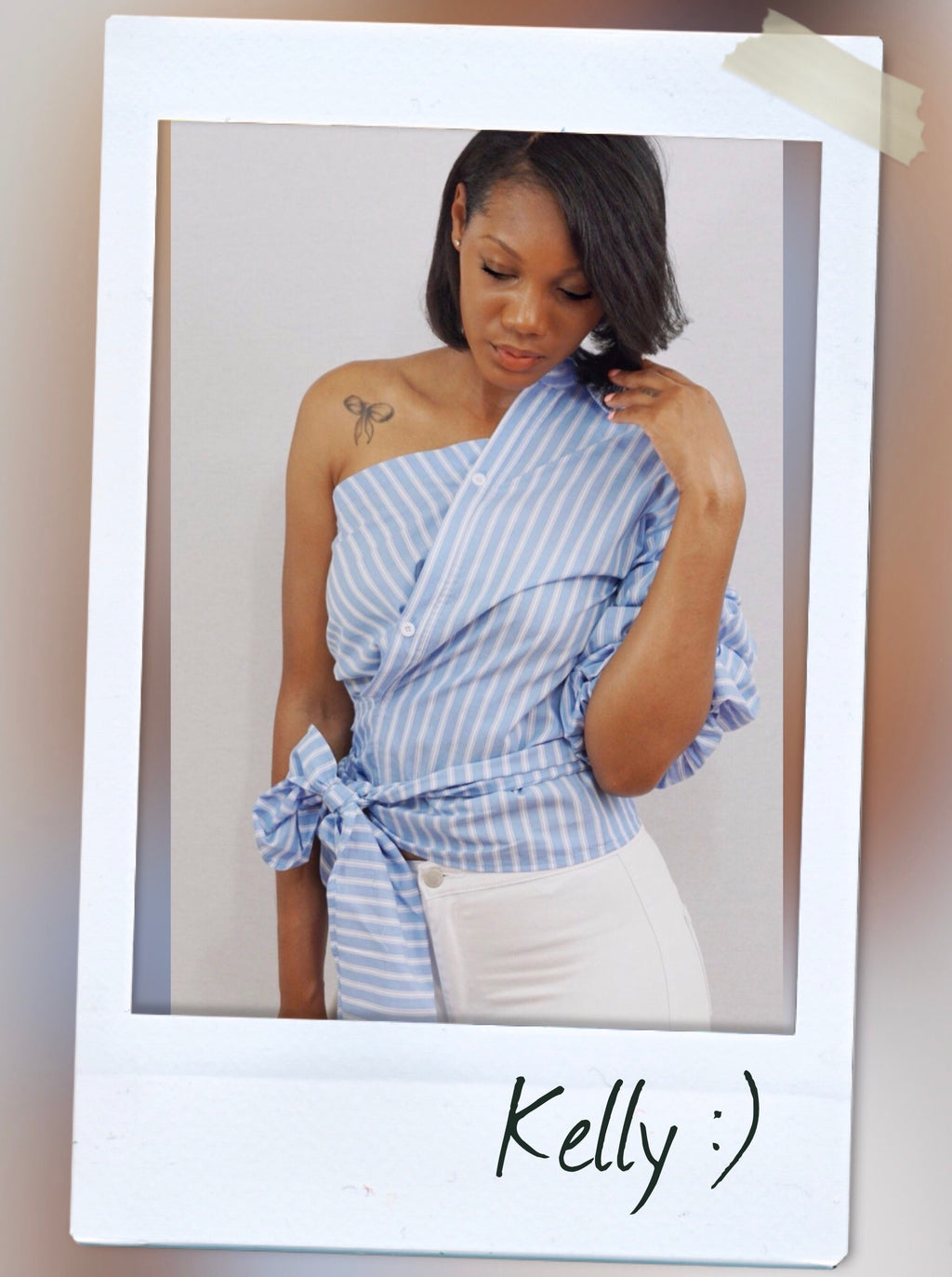KELLY TOP - Slayven Boutique