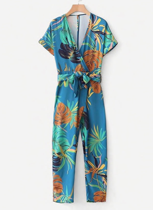 TROPICAL BLISS JUMPSUIT