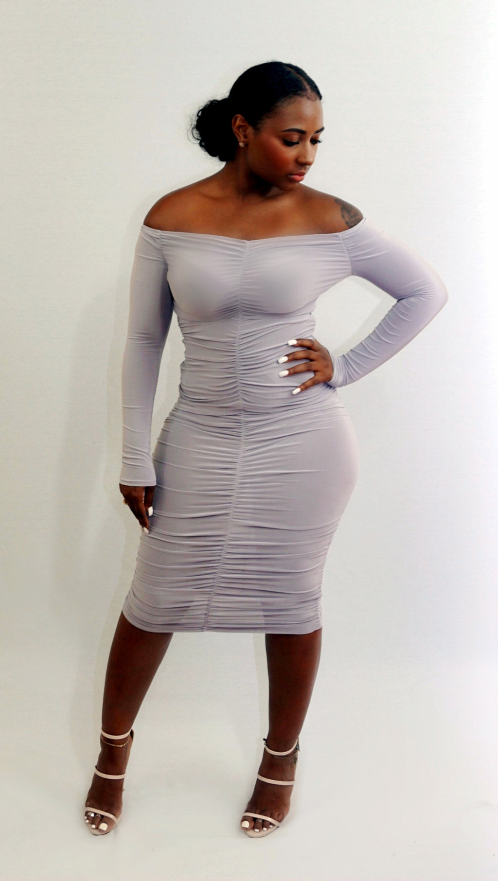 SASHA DRESS - Slayven Boutique