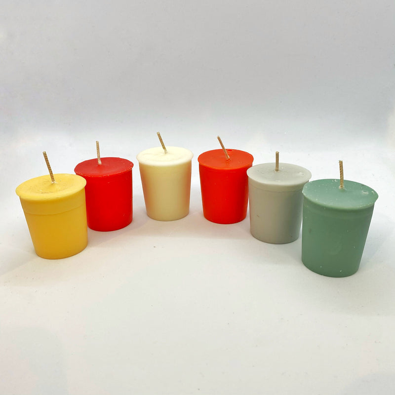 SOY CANDLES - LOCALLY MADE