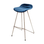 LOW BACK BAR STOOL