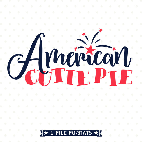 4th of July Shirt SVG design