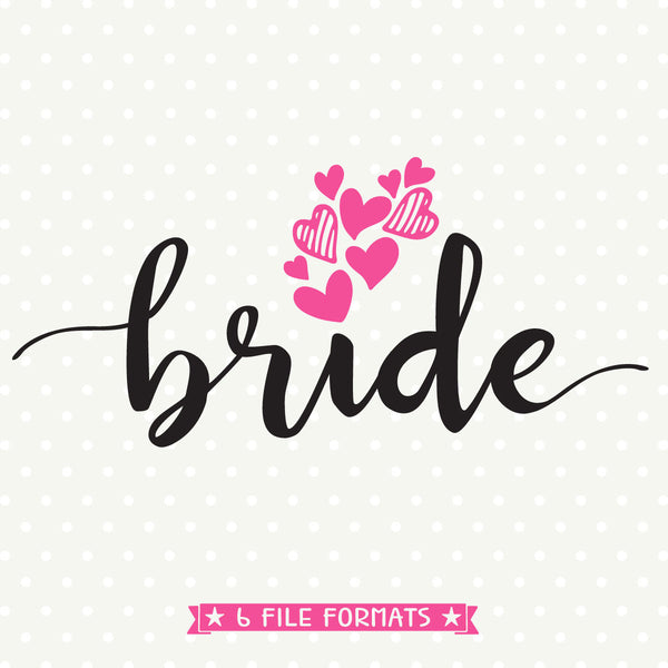Wedding silhouette file