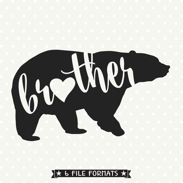 Brother Bear cutting file