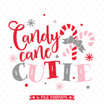 Christmas vinyl craft design for girls