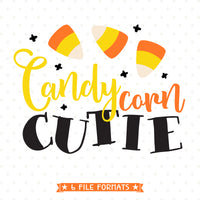 Halloween SVG, Candy Corn svg, Halloween Clipart