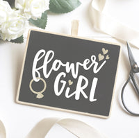vinyl decal file for Flower Girl