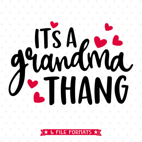 Grandma Shirt Iron on transfer jpg file