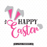 Easter Decor SVG cut file