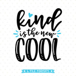 Kindness Shirt Iron on Transfer jpg file