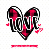 Valentines Day svg