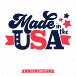 4th of July Shirt Iron on transfer design for baby
