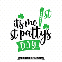 St Pattys Day SVG