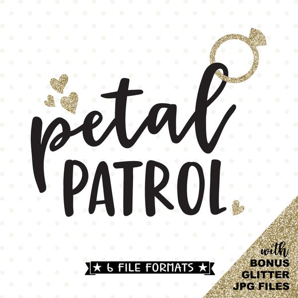 Petal Patrol cut file