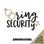 Ring Security cut file