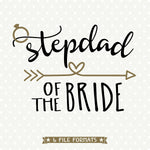 Bridal Party Gift cut file
